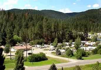 Twin Spruce Rv Park Ruidoso New Mexico 88345 Contact